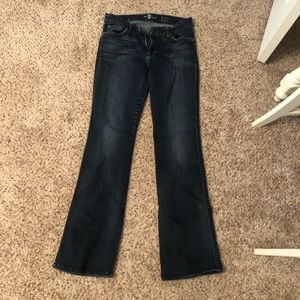 7 for all mankind - Kimmie Bootcut